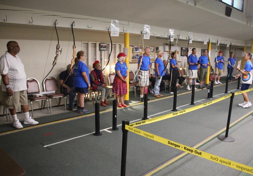 Archery 2019 Village Games